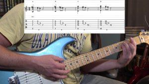 E Shape Chord Fill 1